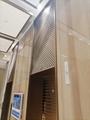 电梯门 304拉丝玫瑰金不锈钢