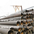 China Supplier Carbon Welded Steel Tube