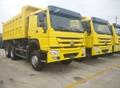 New Sinotruck Howo 6x4 dump truck 25 Tons
