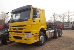 Howo 6x4 tractor truck 60 tons loading