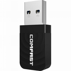 COMFAST 1300Mbps USB Wireless WiFi Adapter Dongle