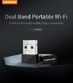 Comfast CF-811AC 650mbps RTL8811CU 802.11 AC USB Wifi Adapter 2