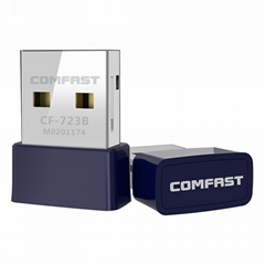 CF-WU723B 150Mbps 2 in 1 Wifi Bluetooth USB Adapter