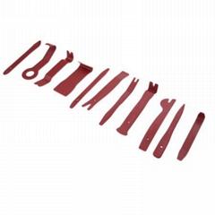 汽車音響拆裝工具導航門板拆卸內飾卡扣撬板中控11件套