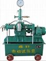 試壓泵規範操作試壓泵的性能
