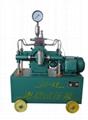 電動試壓泵操作指導安裝調試 1