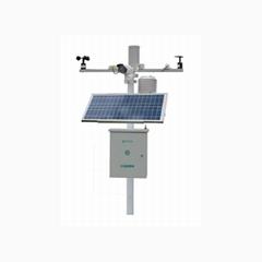 農業自動氣象站設備