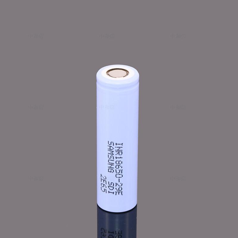进口电芯三星29E大功率18650 2900mAh 3.7V10A放电动车电动工具锂电池 2