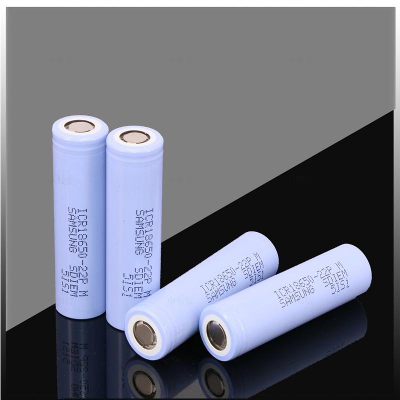 三星22P 18650锂电池 ICR18650-22PM 动力型工具电动车锂电池组 4