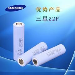 三星22P 18650锂电池 ICR18650-22PM 动力型工具电动车锂电池组