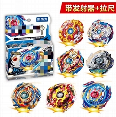 2019 Spinning Gyro Beyblades Burst Battle Top Fusion Metal Toys With Launcher Fo