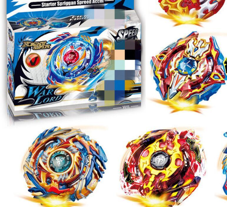2019 Spinning Gyro Beyblades Burst Battle Top Fusion Metal Toys With Launcher Fo 3