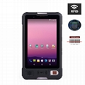 "R   ed Android Tablet PC 8"" Waterproof"