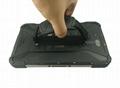 "R   ed Android Tablet PC 8"" Waterproof Fingerprint Reader PDA Terminal  UHF RFID 3"