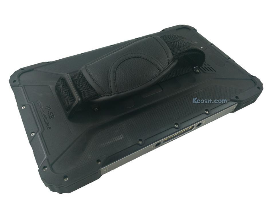 "R   ed Android Tablet PC 8"" Waterproof Fingerprint Reader PDA Terminal  UHF RFID 4"