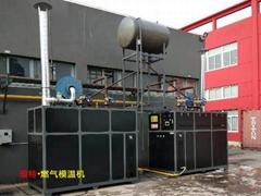低氮燃氣模溫機
