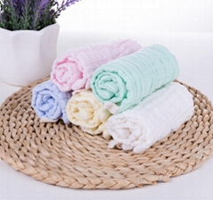 Crinkle Muslin Gauze Fabric