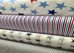 Cotton Printed Fabric For Bedding