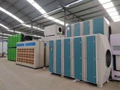 環保干式打磨吸塵櫃吸塵專家偉航製造