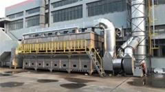 環保吸附催化燃燒設備偉航製造