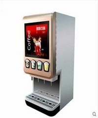 咖啡奶茶機怎麼賣商用咖啡奶茶熱飲機