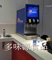 水吧设备可乐机制冰机安装