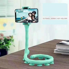 Special Hot Selling Popular Clamp Mount Collapsible Snake Design Rotating Neck H