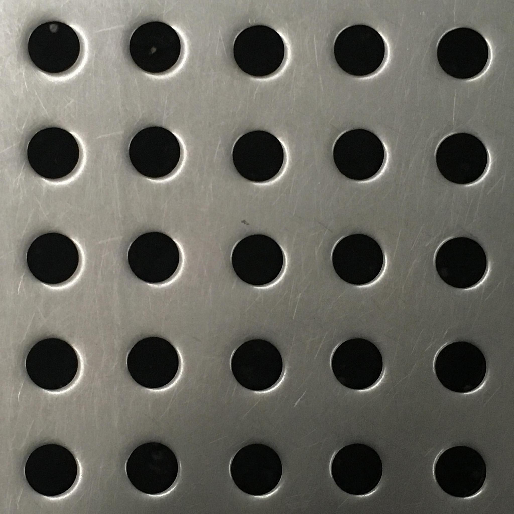晓程304316不锈钢冲孔网板 2