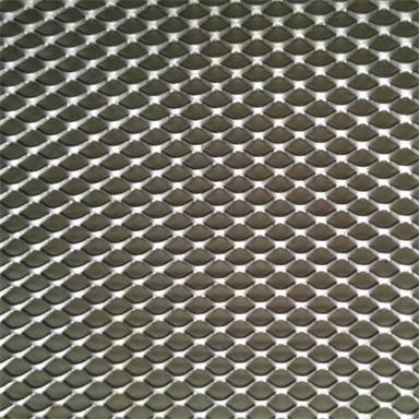 晓程菱形钢板拉伸网 2