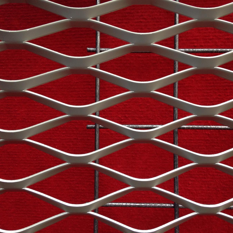 晓程菱形钢板拉伸网 3
