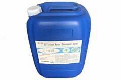 化学清洗剂L-412安徽冶金厂循环水系统用量省