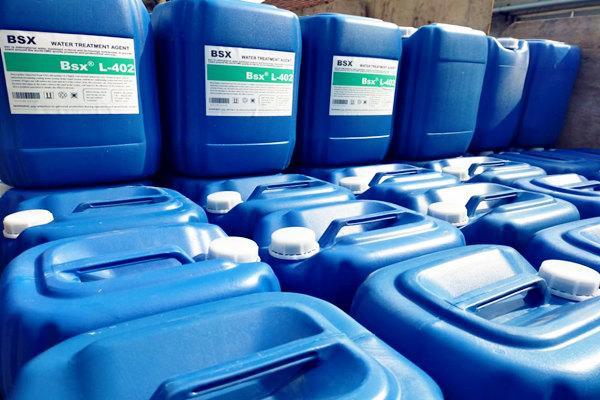 山東油墨廠循環水緩蝕阻垢劑L-402 2
