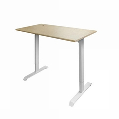 Two Motor Two Legs Electric Height Adjustable Standing Desk