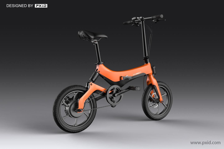 S6電動自行車 1