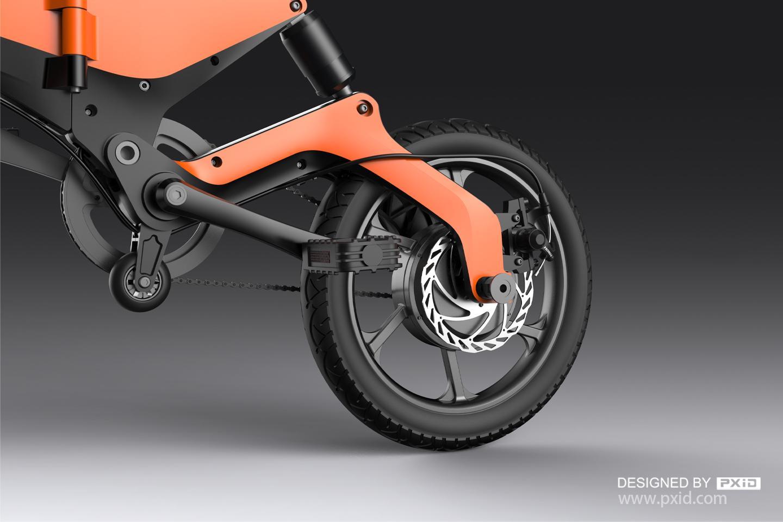 S6电动自行车 4
