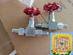 J23W不鏽鋼外螺紋針型閥大量現貨出售