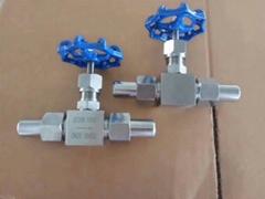J23W160P不鏽鋼外螺紋針型閥現貨出售