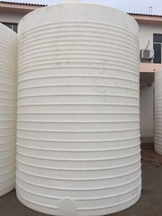 20噸塑料攪拌罐20T塑料水桶20立方水塔
