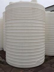 特耐15噸加厚化工儲罐15T耐寒塑料桶15立方水塔