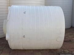 特耐2噸加厚塑料攪拌罐2T耐寒塑料桶2立方水塔