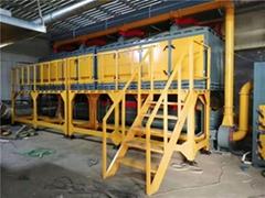 催化燃燒裝置工作原理吸附環保設備