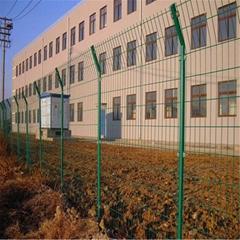 双边丝护栏网园林防护网厂家直供江苏淮安