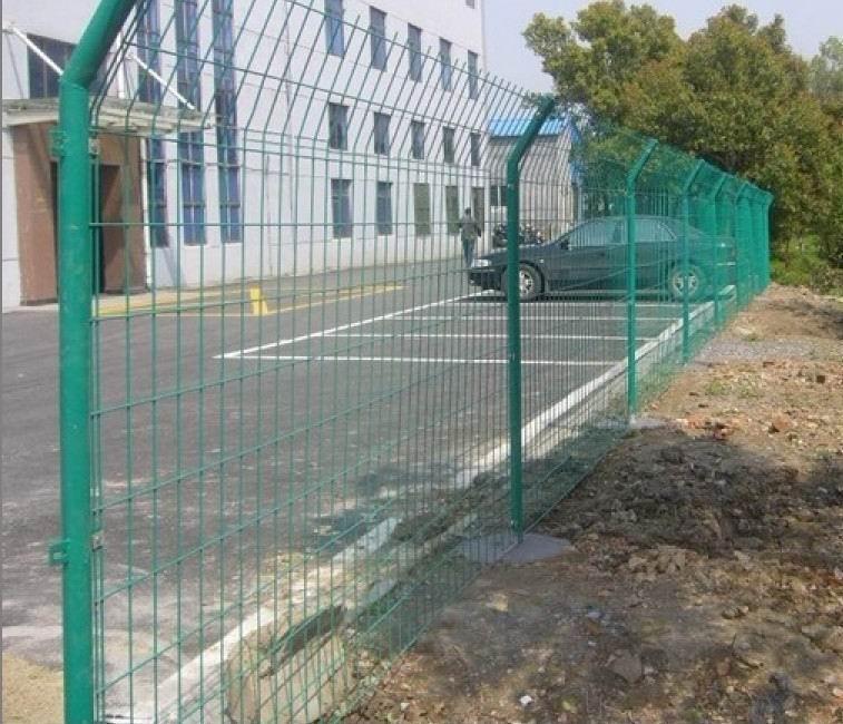双边丝护栏网园林防护网厂家直供江苏淮安 3