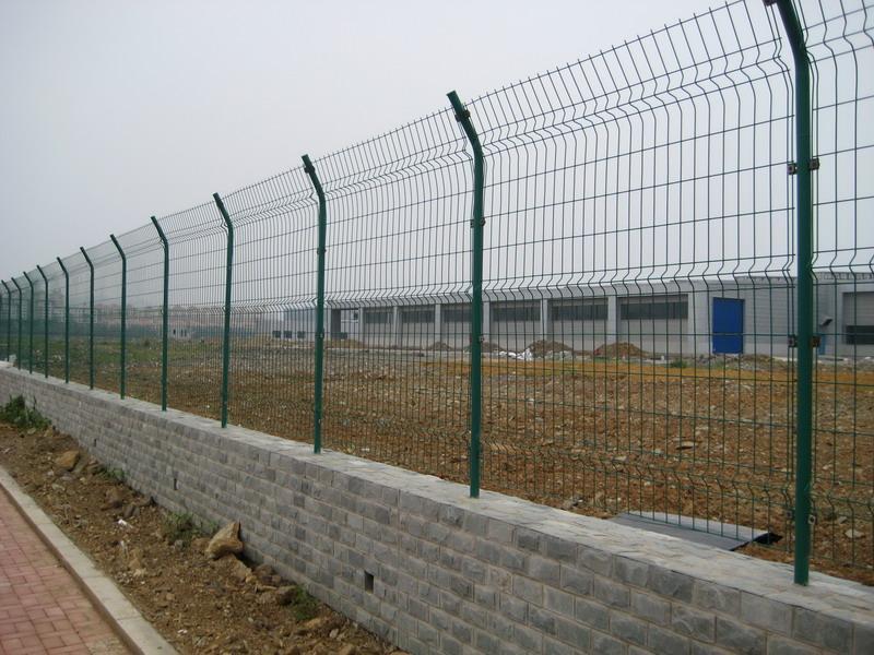 双边丝护栏网园林防护网厂家直供江苏淮安 5