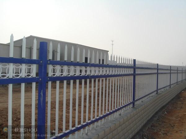 厂家直销小区栅栏围栏锌钢栅栏江苏淮安 3