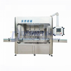 Automatic Chilli Paste Filling Machine Tomato Sauce Filling Machine