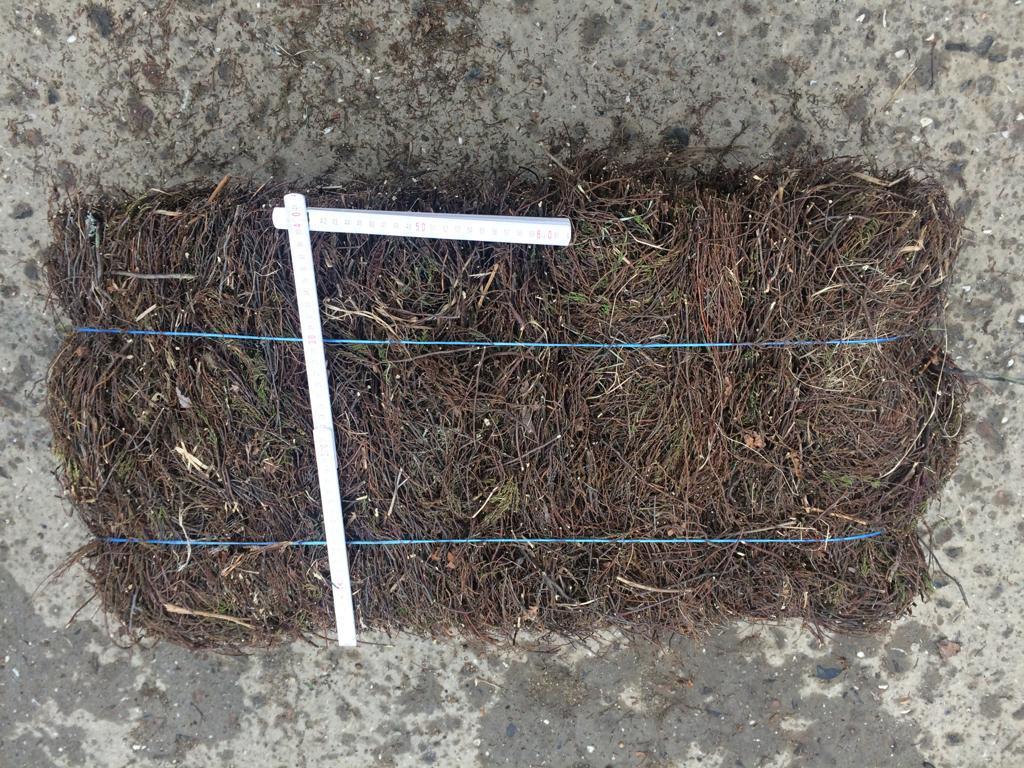 Heather Calluna vulgaris bales in bulk 1