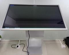 32/55/65/43寸高清壁挂廣告機顯示屏超薄液晶豎屏