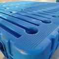 双面吹塑托盘1.5*1.3米中空叉车塑料托盘1513