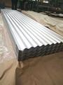 Zinc roof  1